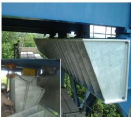 落橋防止装置工法